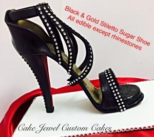Black sugar stiletto