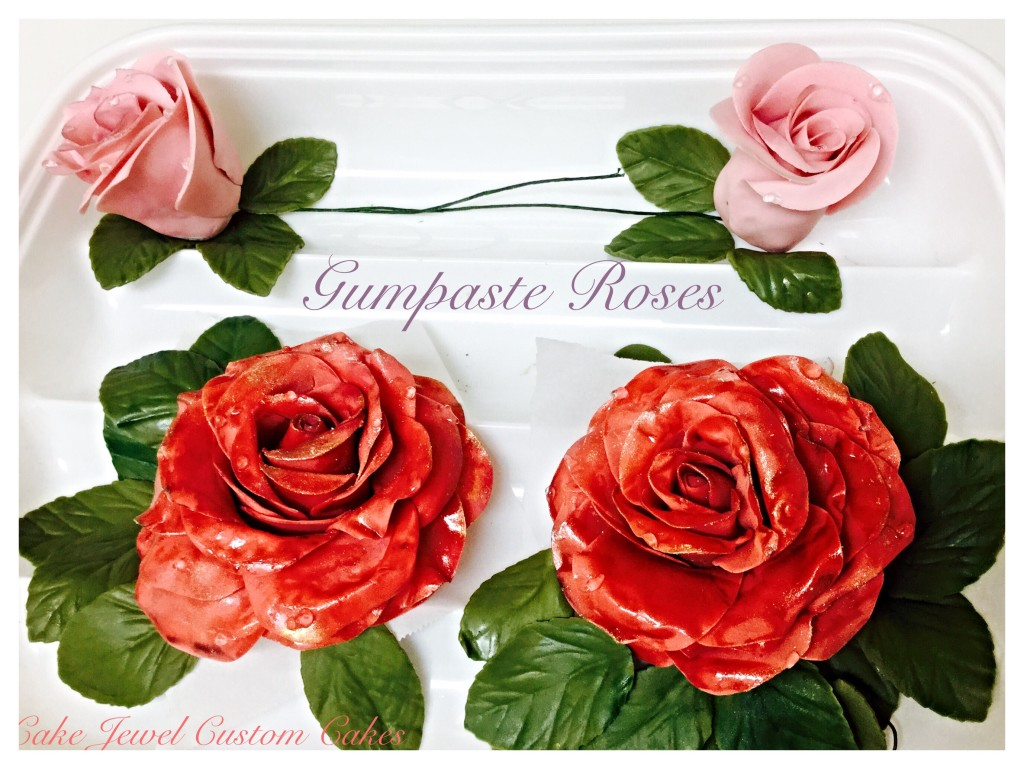 Sugar Rose Toppers