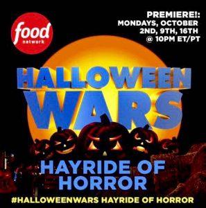 Halloween Wars Logo