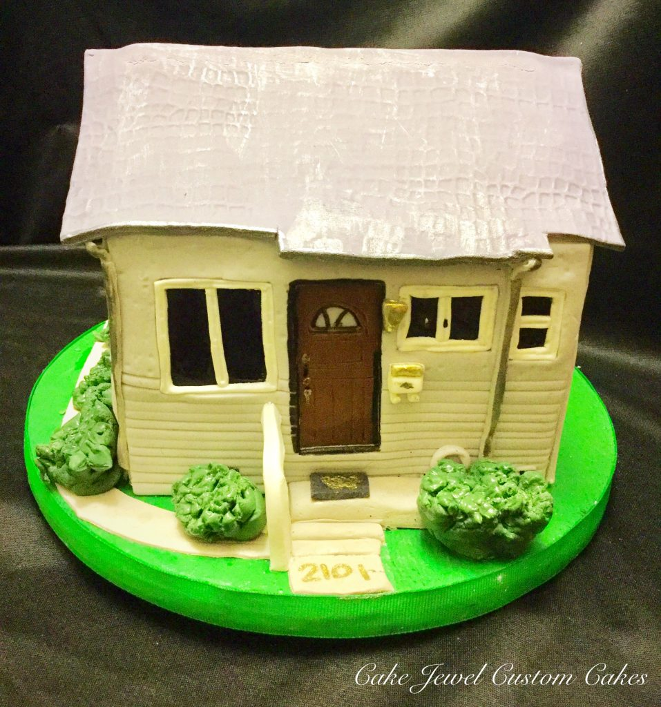 Little House Cake