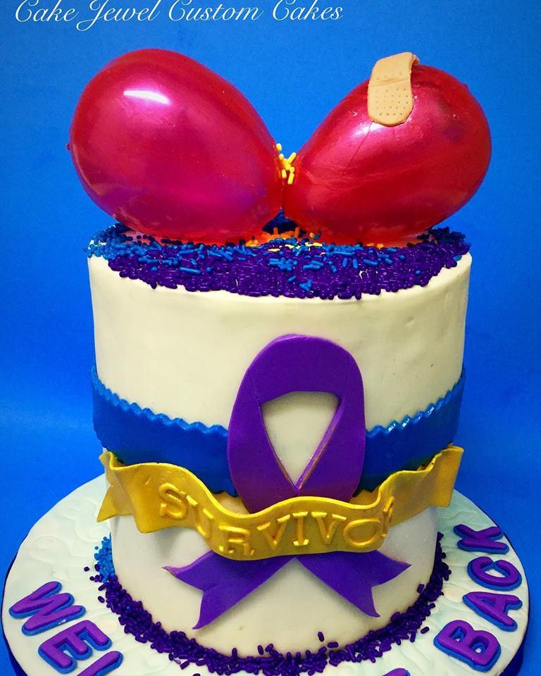Survivor's Cake