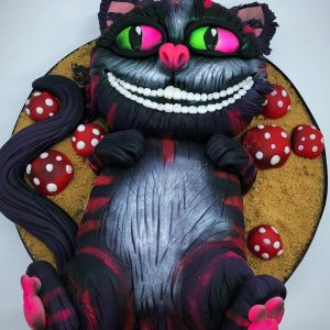 Chester the Cat Cake