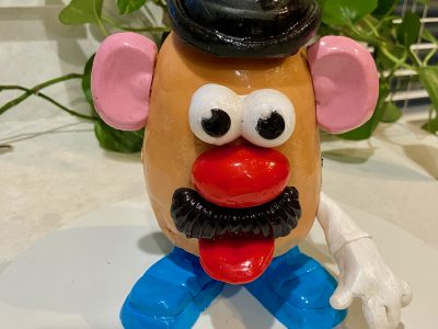 Mr Potato head Cake