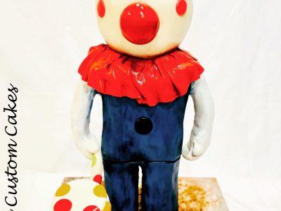 Clowny Cake